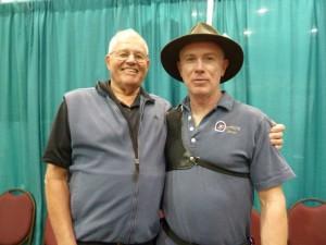 Ed Eliason and myself