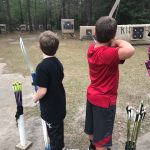 Sandune Archery Club Apr 2018