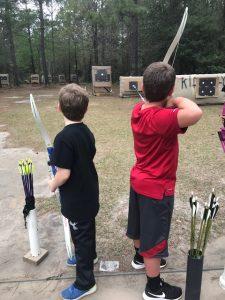 Sandune Archery Club Apr 2018