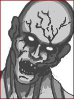 zombie target